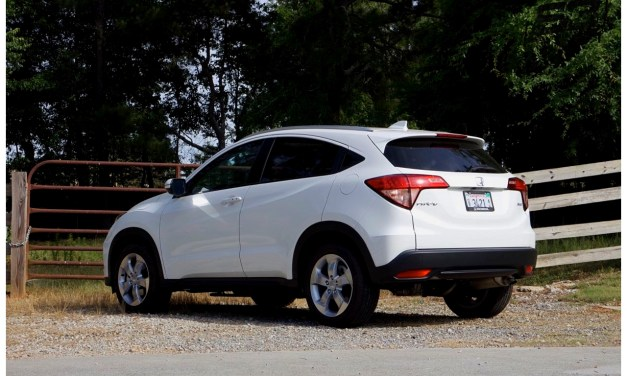 2016 Honda HRV Review