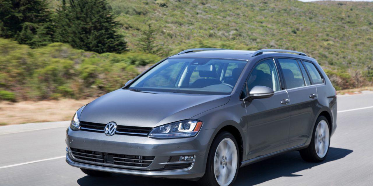 2016 Volkswagen Golf Sportwagen Review