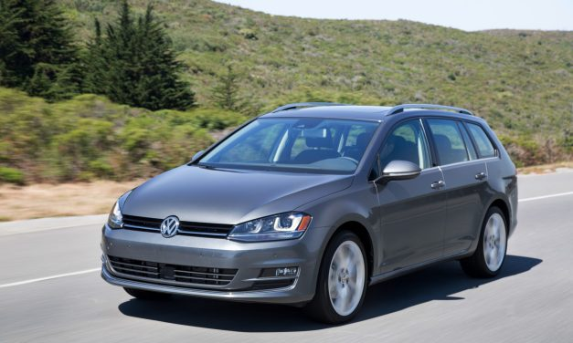 2016 Volkswagen Golf Sportwagen Review
