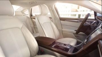 platinum seats ford