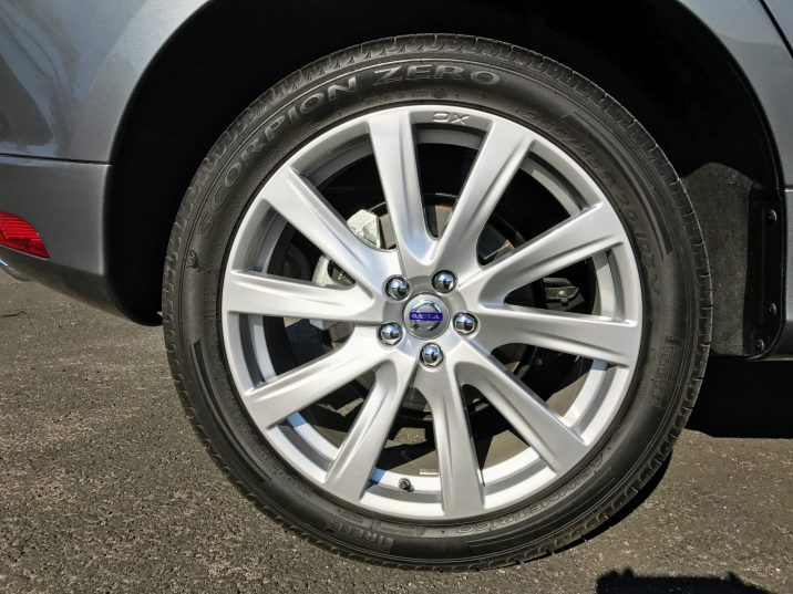 XC60 Wheels