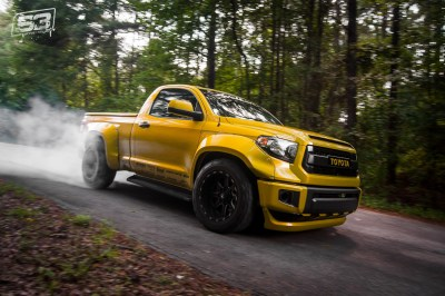 Is It In You? – Rutledge Wood's TRD Pro Toyota Tundra
