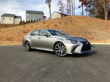 2016 Lexus GS200t F-Sport Review