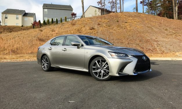 2016 Lexus GS200t F-Sport Review
