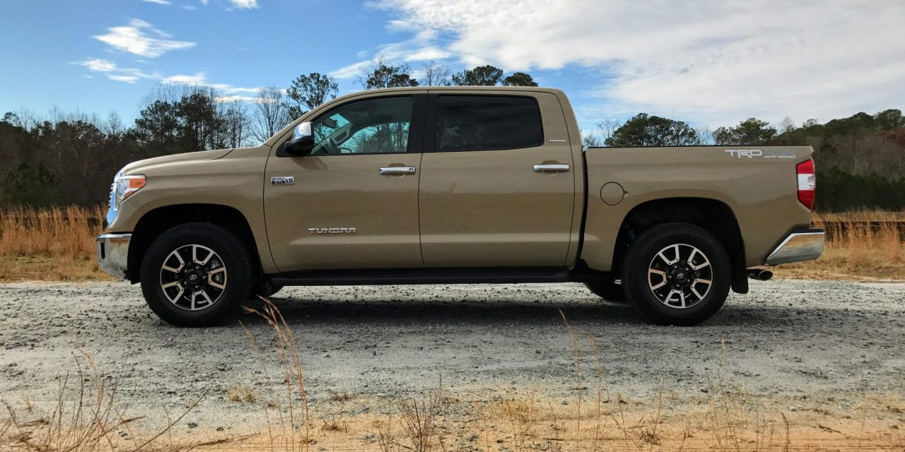2017 Toyota Tundra Review