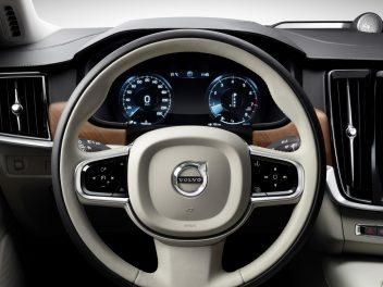 Steering wheel s90