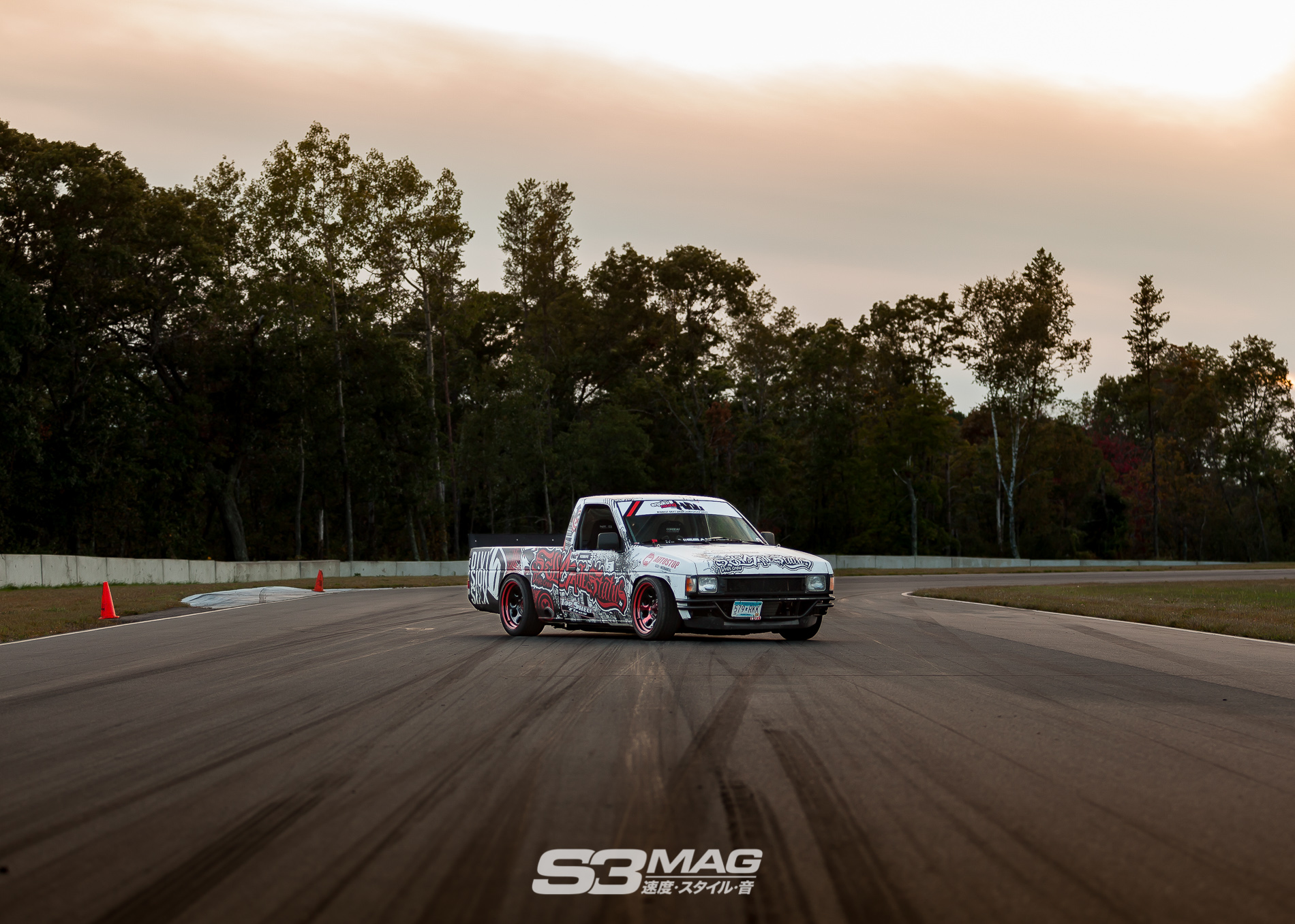 No Money No Problems: Alec's Nissan Hardbody Drift Truck