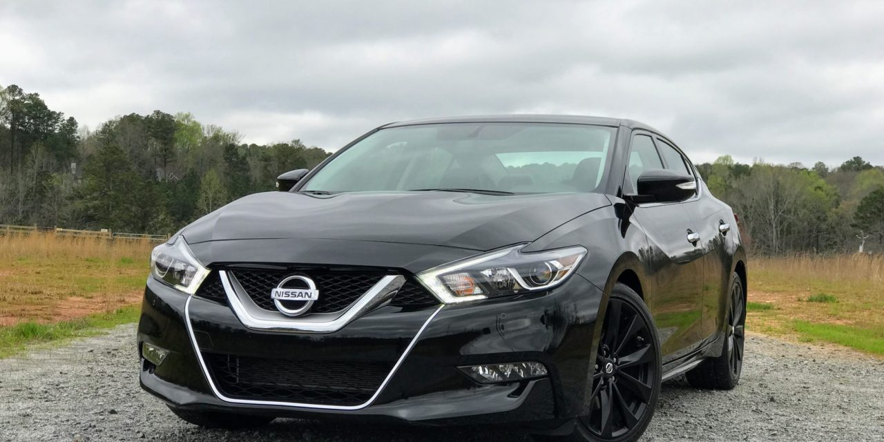 2017 Nissan Maxima Review