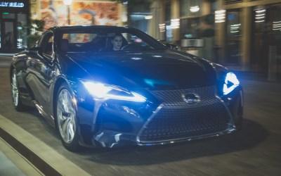 2018 Lexus LC500h Review