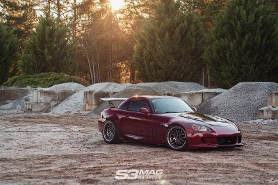 Honda S2000: Salvage Savior