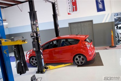 Cobb Tuning Gear w/ JST Performance Tune on Fiesta ST = 25% More Torque