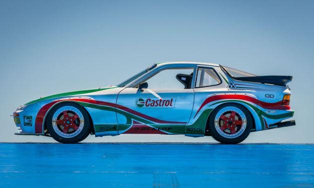Motor Werks Racing: 1.8t-swapped Porsche 944