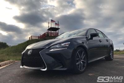 Lexus GS review 3