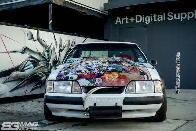 Foxbody Mustang 15