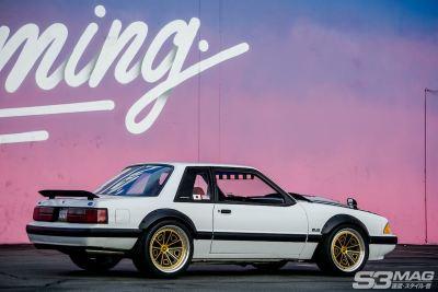 Foxbody Mustang 21