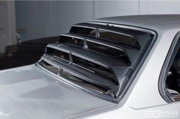 E21 BMW louvers