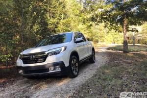 Honda Ridgeline all wheel drive