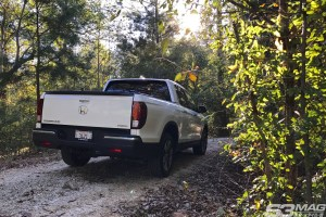 Honda Ridgeline trail AWD