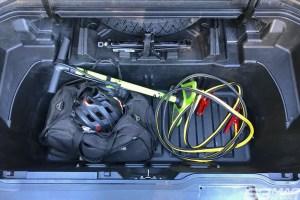 Honda Ridgeline trunk cargo bed