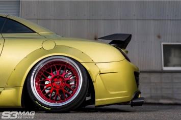 VIP Lexus fitment