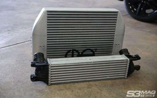 best front mount intercooler for Ecoboost Mustang