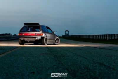 Track Ready 1989 EF Civic Hatch