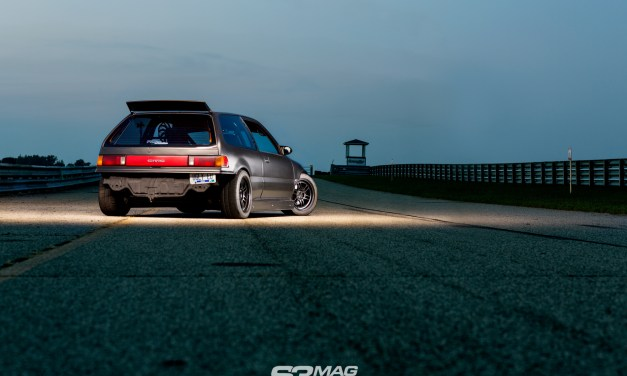 Track Ready 1989 EF Civic Hatch