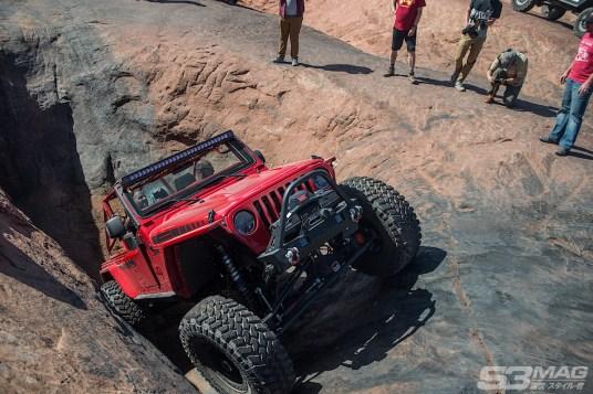 Jeep bumper stubby