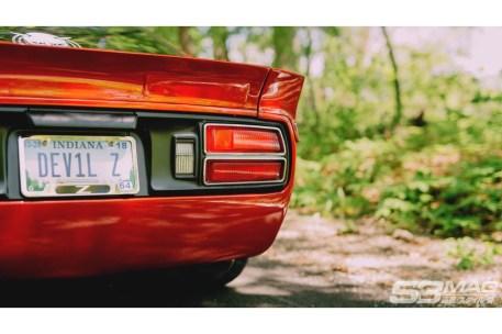 Datsun Z car