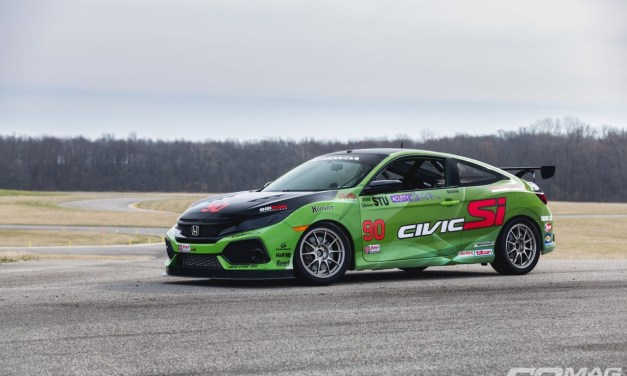 Civic Type R (CTR) Swapped Civic SI