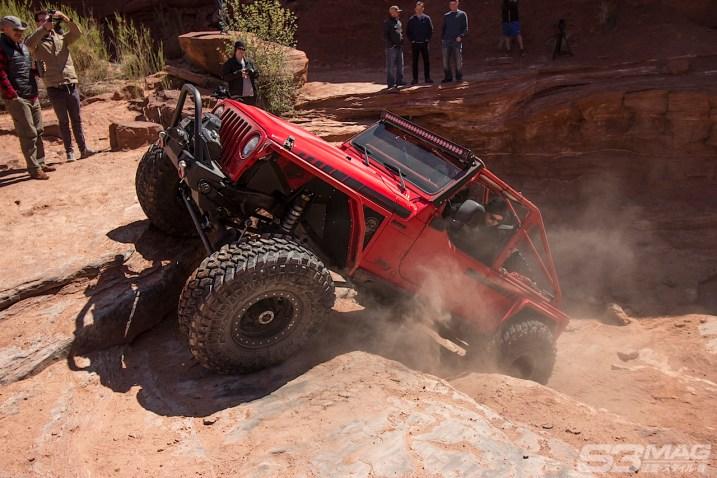 jeep flat fenders JCR