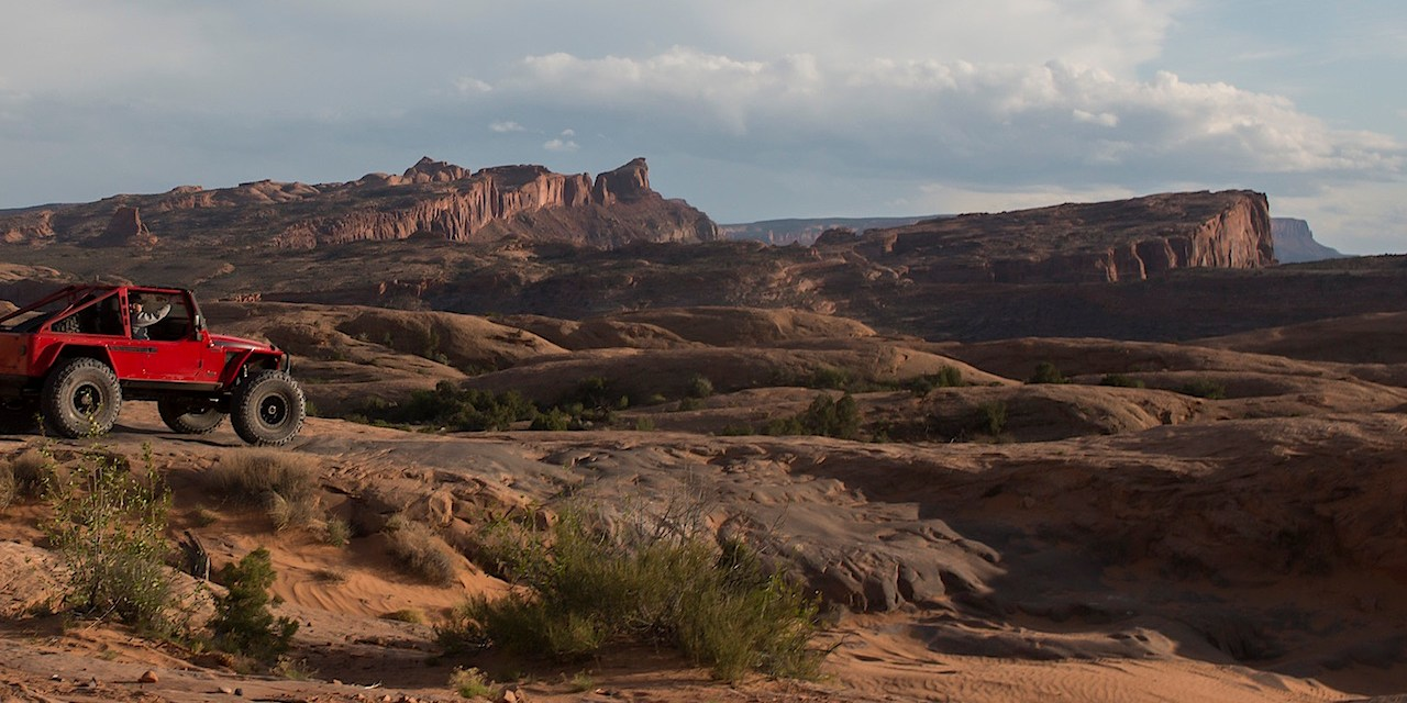 The First Time I Wheeled in Moab, it Changed Everything.
