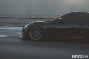 lowered BRZ