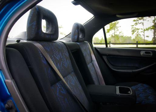 Honda Civic EK interior