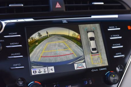 2018 Toyota Camry backup camera