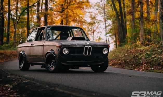 V8 BMW 2002