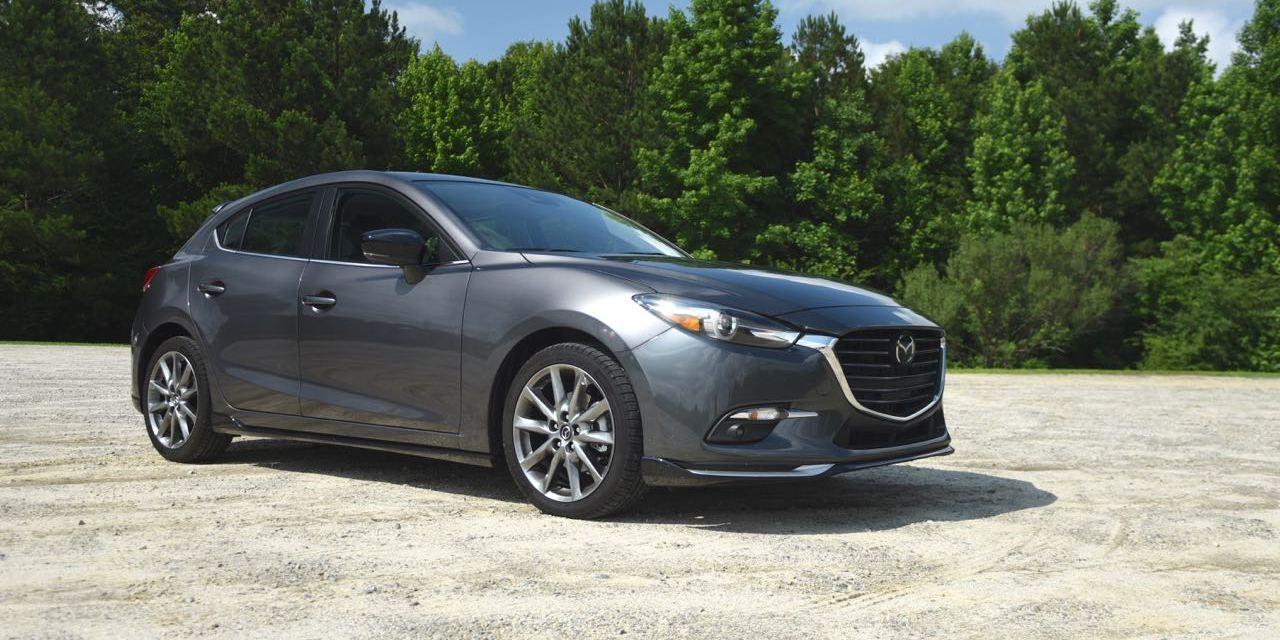 2018 Mazda3 Grand Touring Review