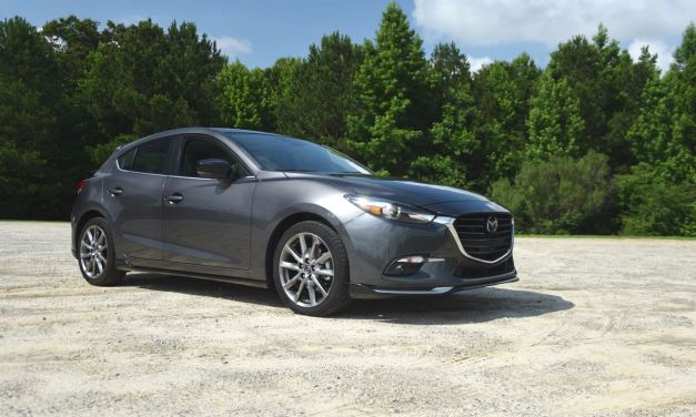 2018 Mazda3 Grand Touring Review