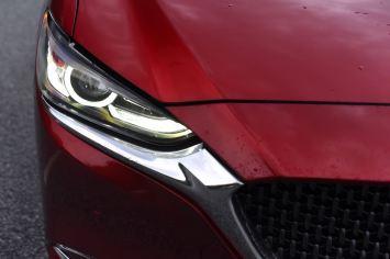 Mazda6 design