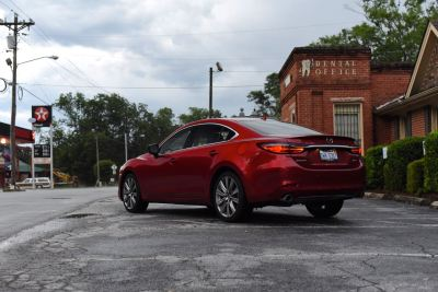 2018 Mazda6 TURBO review