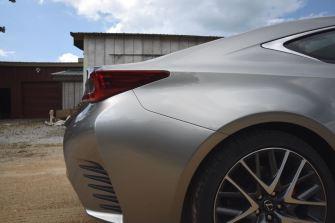 Lexus RC 350 luxury