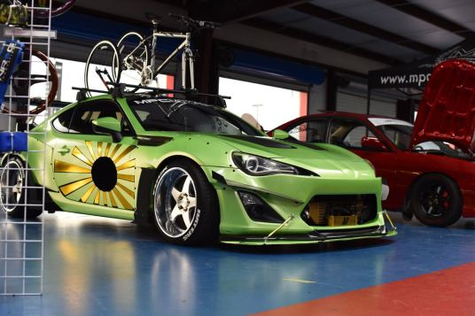 widebody FRS