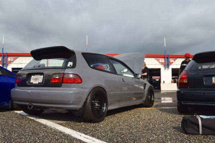 fast Honda EG