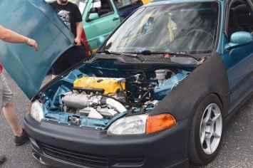 k swapped Honda