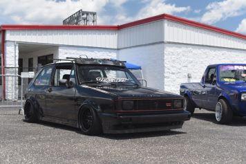 black MK1 GTI
