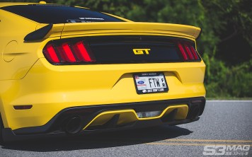 twin turbo, Bagged S550 Mustang - S3 Magazine