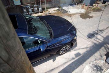 Honda Accord blue