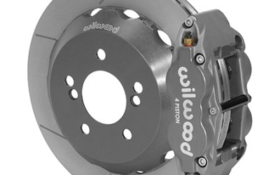 Wilwood Disc Brakes Announces: New Front and Rear Road Race Brake Kits for the BMW E46 M3