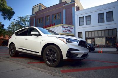 Acura RDX ASPEC review