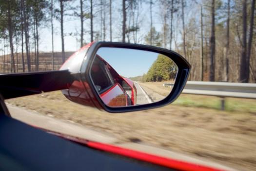 Acura NSX aerodynamics